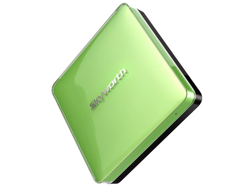 i71S二代网络机顶盒绿色
