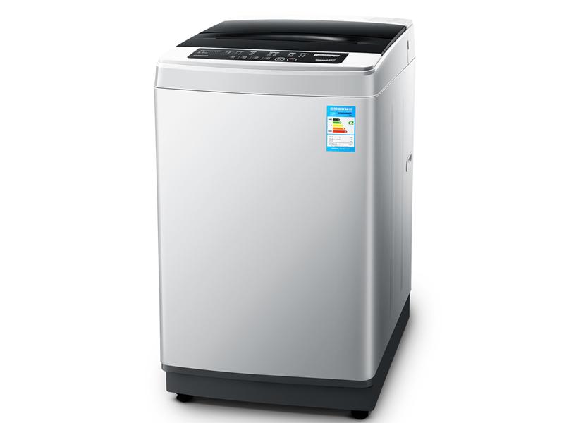 T80R淡雅银洗衣机